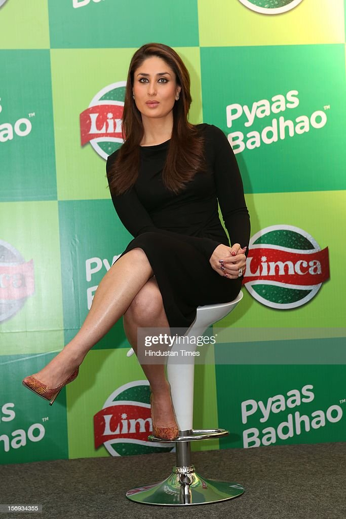 Bollywood actress Kareena Kapoor at the Limca's Meet and Greet with Kareena event on November 20, 2012 in New Delhi, India.
