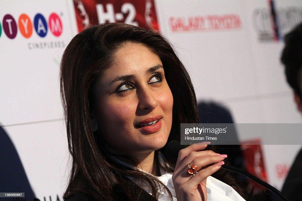 Kareena Kapoor And Imran Khan Promote The Film 'Ek Main Aur Ek Tu'