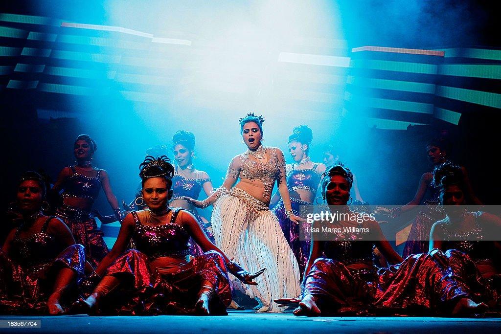 Shahrukh Khan Live In Sydney : ニュース写真