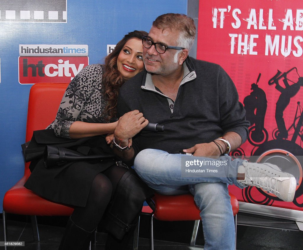 Bollywood director Bhushan Patel and actor Bipasha Basu during an exclusive interview with HT City Hindustan Times to promote their upcoming movie...