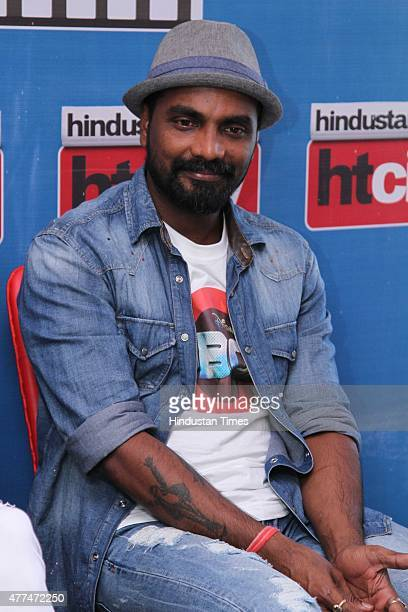 Bollywood director Remo D'Souza during an exclusive interview with HT CityHindustan Times for the promotion of upcoming film 'ABCD 2' at HT Media...