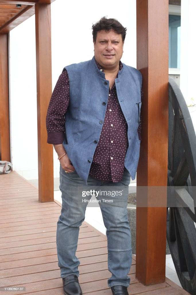 IND: HT Exclusive: Profile Shoot Of Bollywood Director Tigmanshu Dhulia