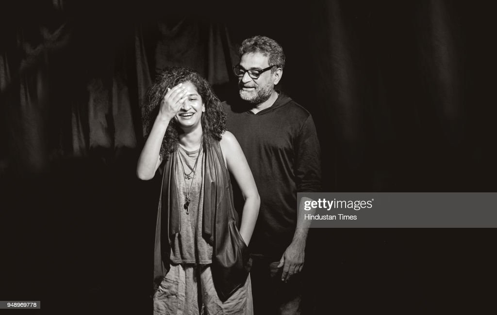 HT Brunch Exclusive: Profile Shoot Of Bollywood Directors Gauri Shinde And R Balki