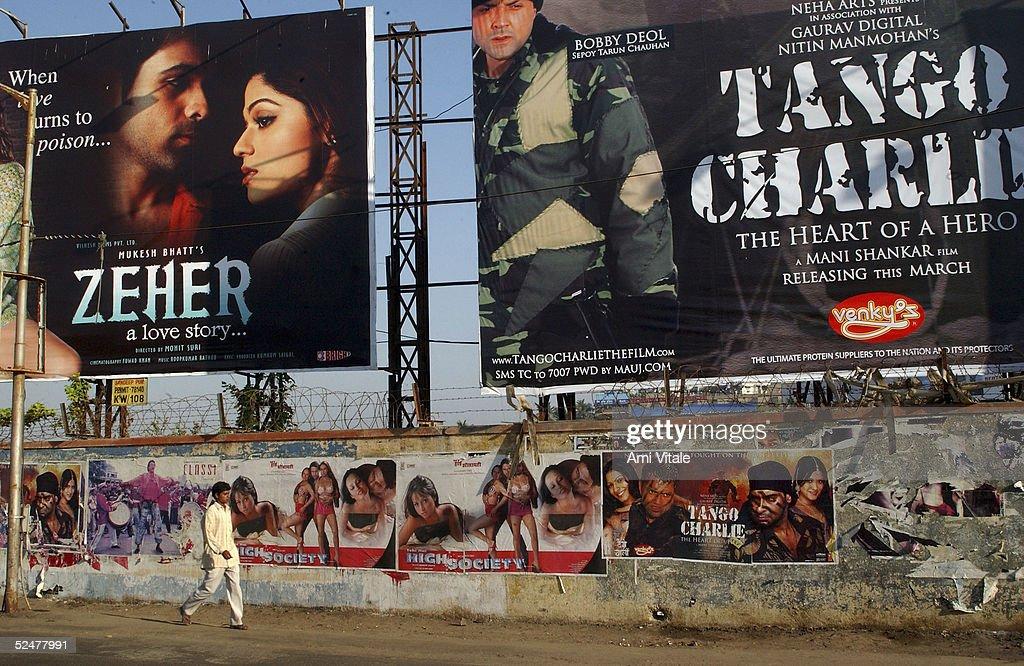 Indian Film Industry Flourishes In Mumbai : ニュース写真