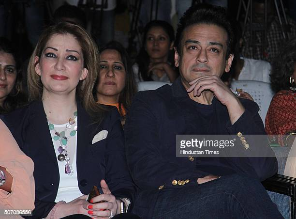 Bollywood singer Adnan Sami during the 2nd Annual Alumni Day of Whistling Woods International and celebration of Bollywood Filmmaker Subhash Ghai's...