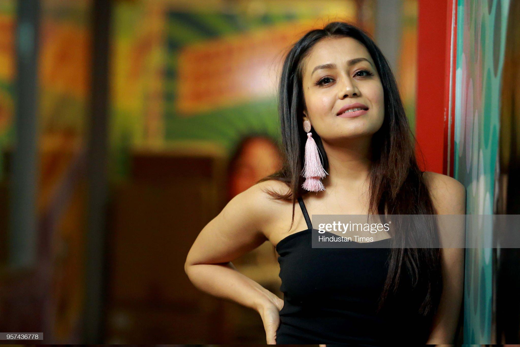 Neha Kakkar sensual images