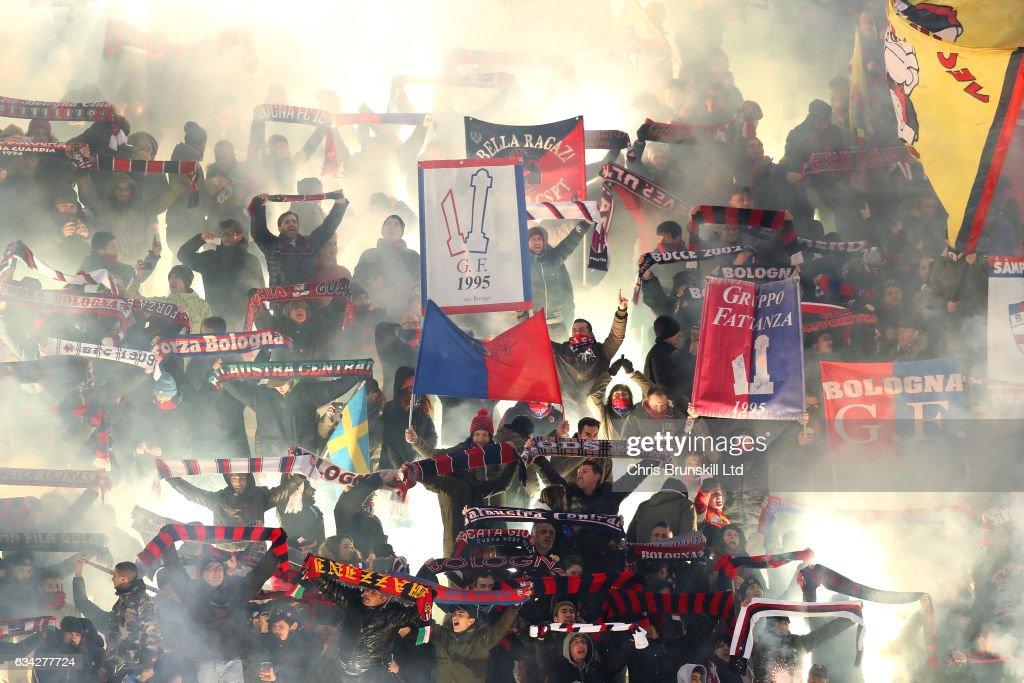 Bologna FC v AC Milan - Serie A : News Photo