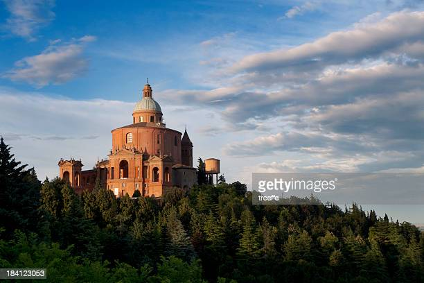 Bologna: San Luca Sanctuary at sunset