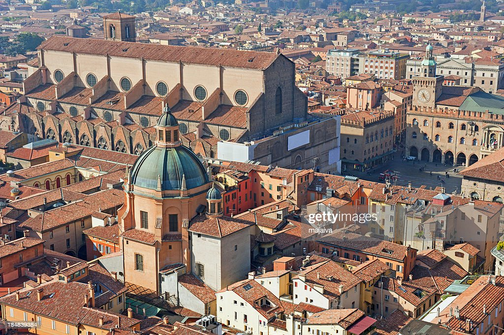 Bologna,Italy : Stock Photo