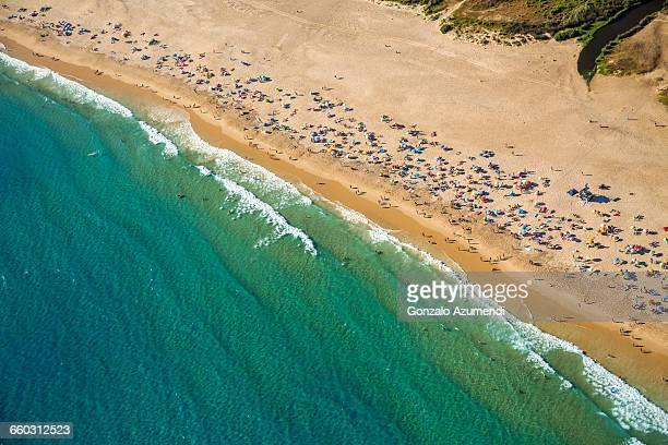 Bolonia beach in Tarifa
