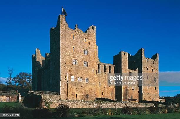Bolton castle 14th century England United Kingdom