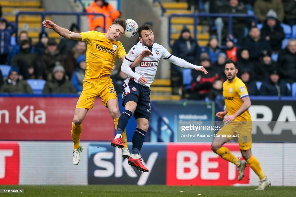 Bolton Wanderers v Preston North End - Sky Bet Championship