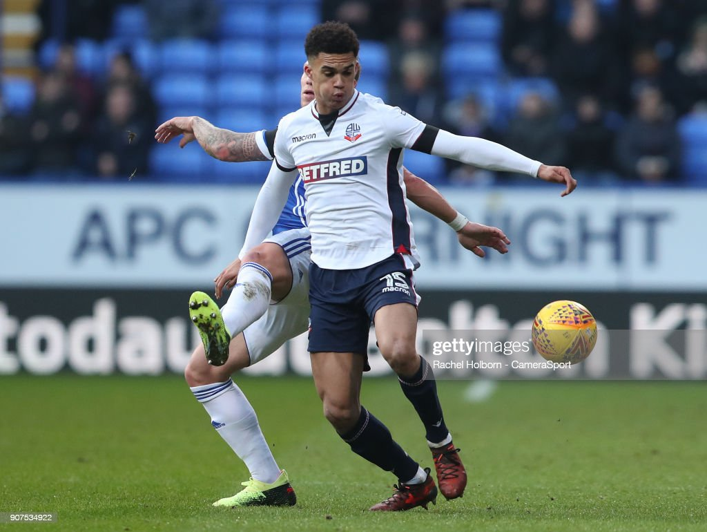 Bolton Wanderers v Ipswich Town - Sky Bet Championship