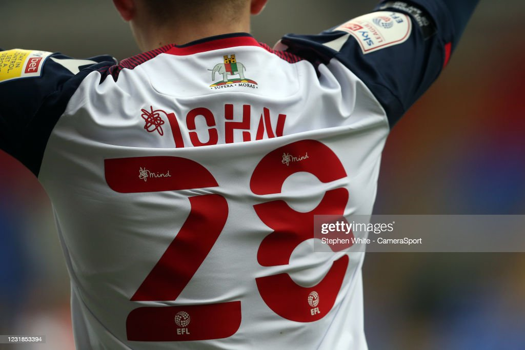 Bolton Wanderers v Walsall - Sky Bet League Two : News Photo