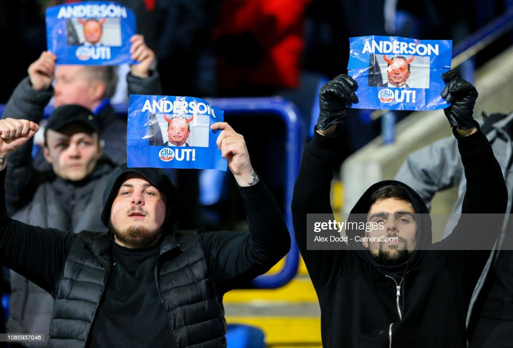 Bolton Wanderers v West Bromwich Albion - Sky Bet Championship : News Photo