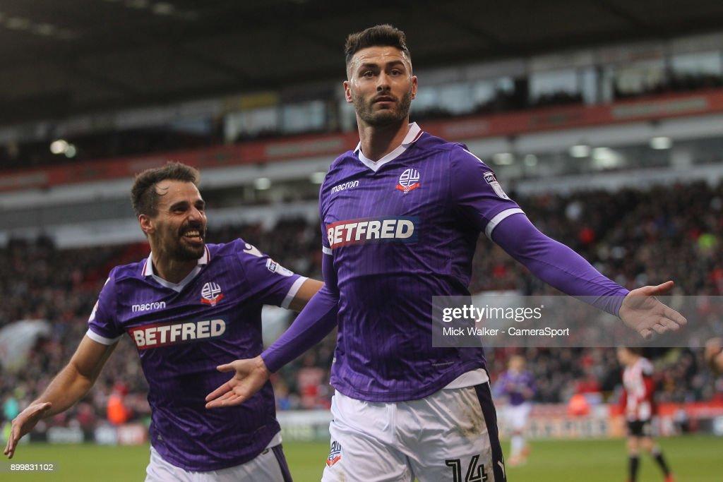 Sheffield United v Bolton Wanderers - Sky Bet Championship : News Photo