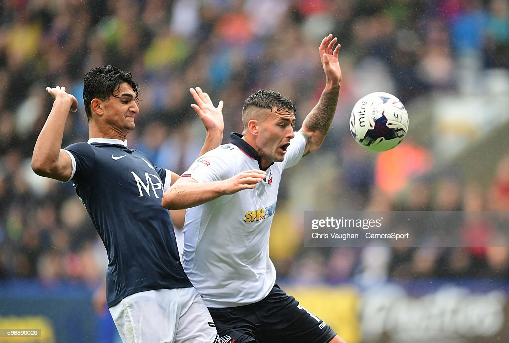 Bolton Wanderers v Southend United - Sky Bet League One : News Photo