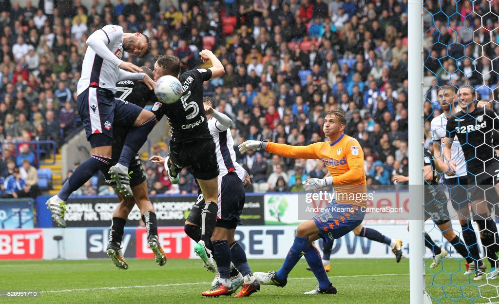 Bolton Wanderers v Leeds United - Sky Bet Championship : News Photo