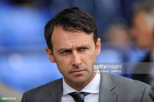Bolton Wanderers manager Dougie Freedman.