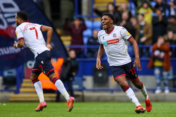 GBR: Bolton Wanderers v Gillingham - Sky Bet League One