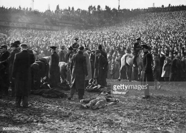 Bolton Wanderers On 9 March 1946 crowd congestion led to 33 Bolton Wanderers FC spectators losing their lives through asphyxiation and hundreds...