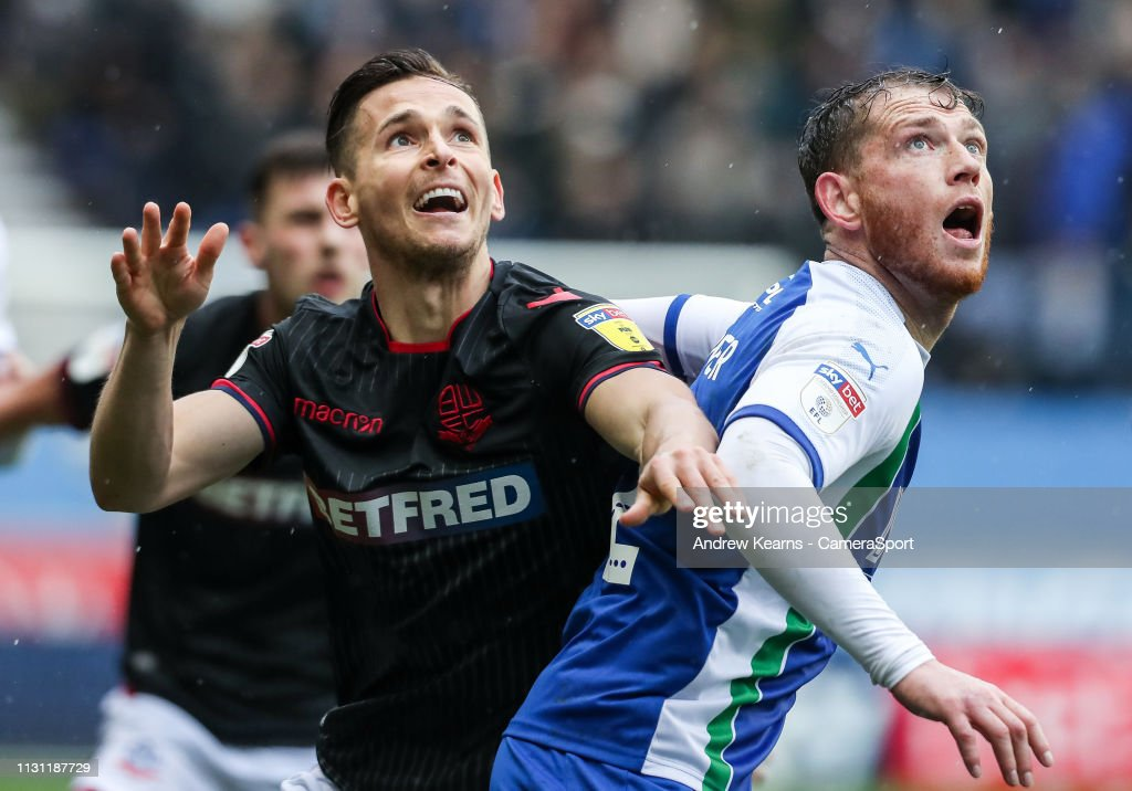 Wigan Athletic v Bolton Wanderers - Sky Bet Championship : News Photo