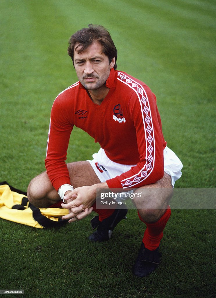 Frank Worthington : News Photo