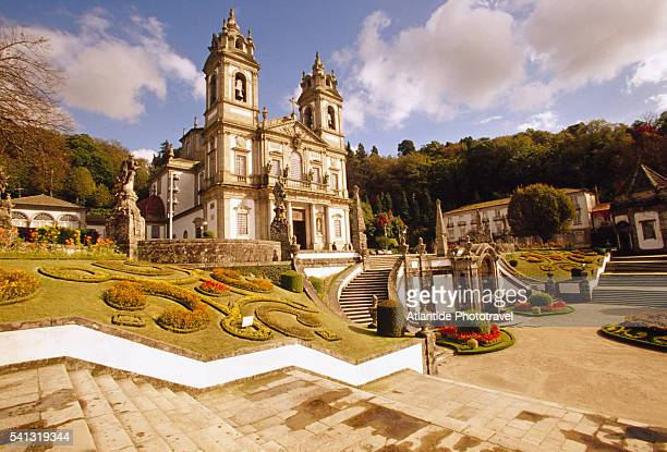 Bom Jesus do Monte and Gardens