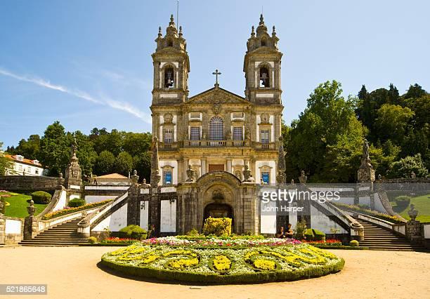 Bom Jesus do Monte Sanctuary in Braga