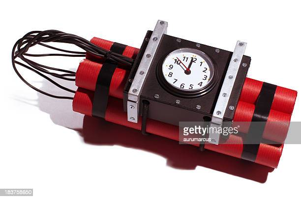 bomb - detonator stock photos and pictures