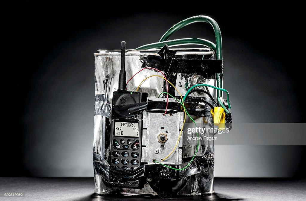 IED Bomb : Stock Photo