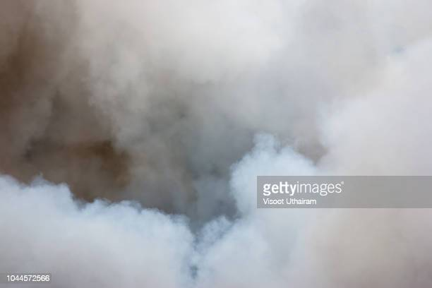 bomb smoke background,smoke caused by explosions. - fog stock pictures, royalty-free photos & images