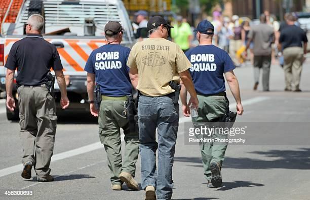 Bomb Squad, Fort Collins, Colorado