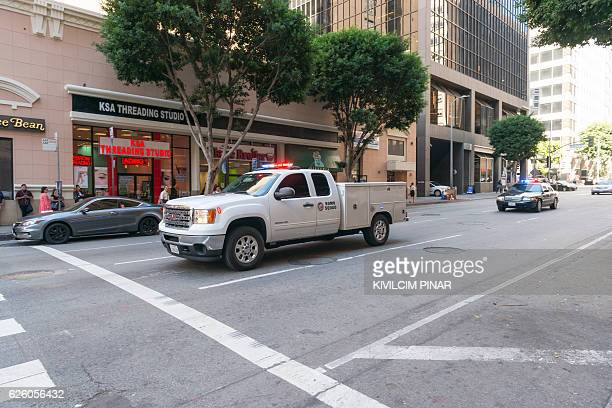 Bomb Squad in Los Angeles