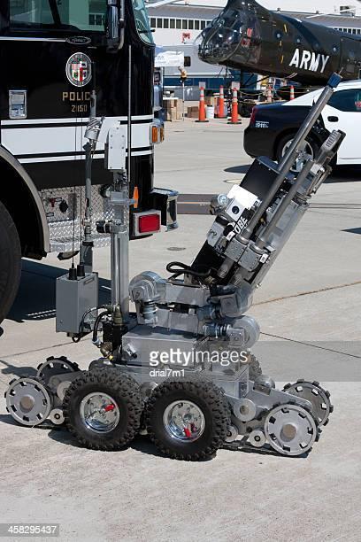 LAPD Bomb Squad Robot