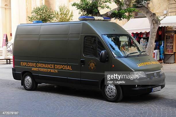 Bomb Squad,Valletta,Maltese Islands.