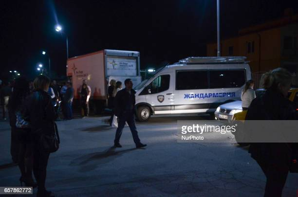 A bomb threat interrupted for an hour a concert of Turkish music star Serdar Ortac in Casino Fiesta Svilengrad The Bulgarian border town which is...