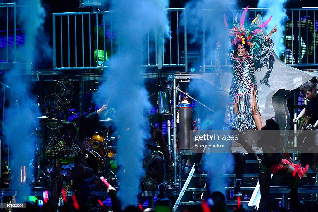 16th Latin GRAMMY Awards - Show
