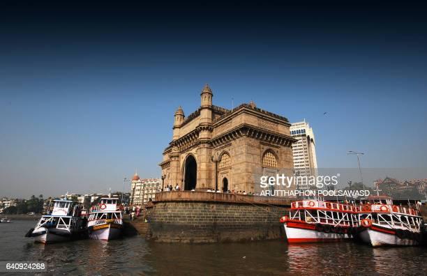 Bombay Gate Gateway of India, Mumbai