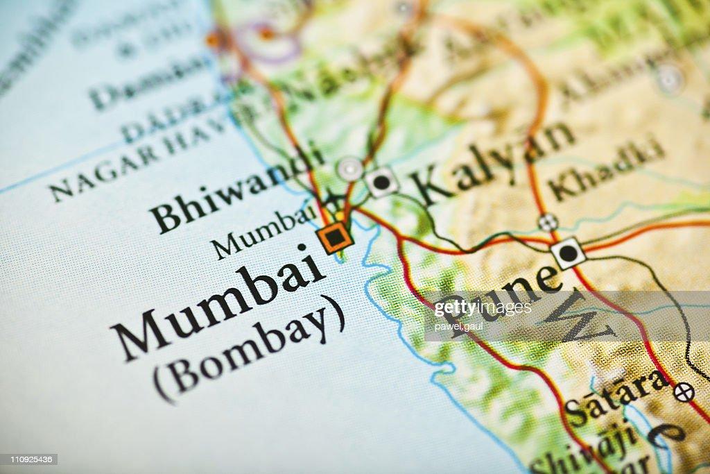 ムンバイ,インド : ストックフォト