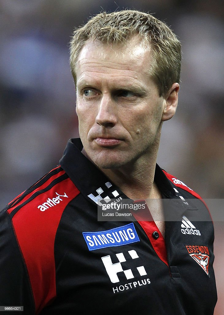 AFL Rd 5 - Magpies v Bombers