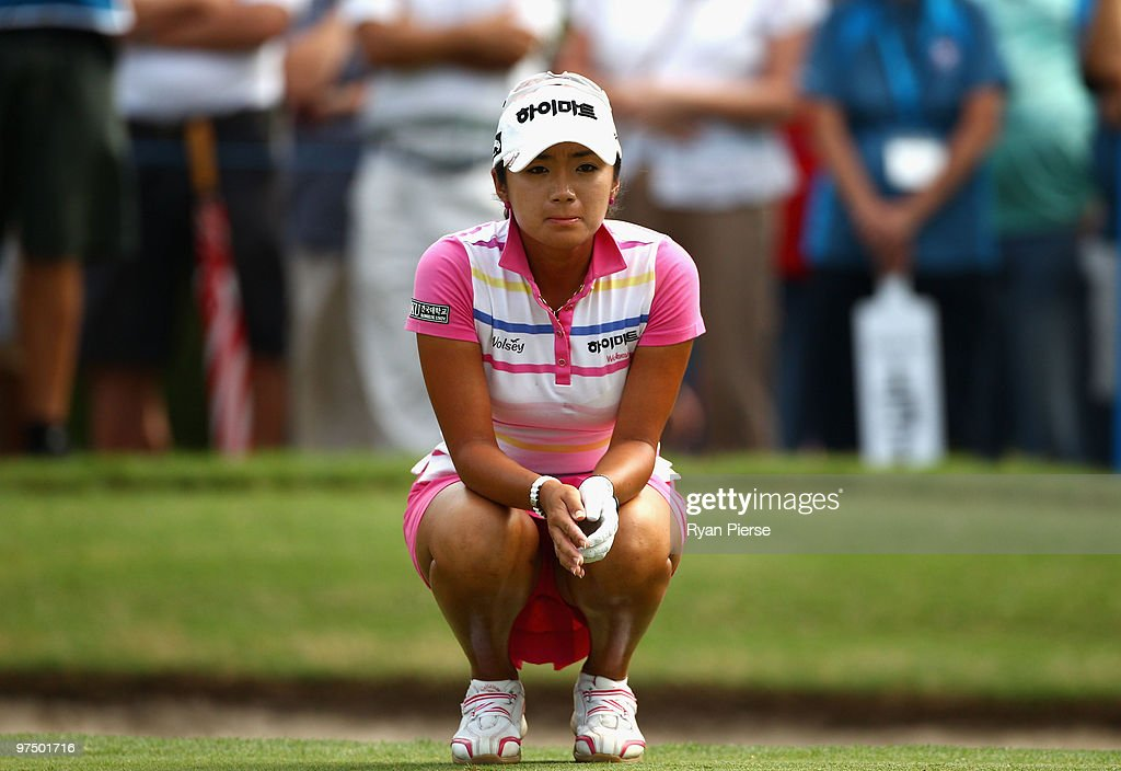 2010 ANZ Ladies Masters - Day 4 : News Photo