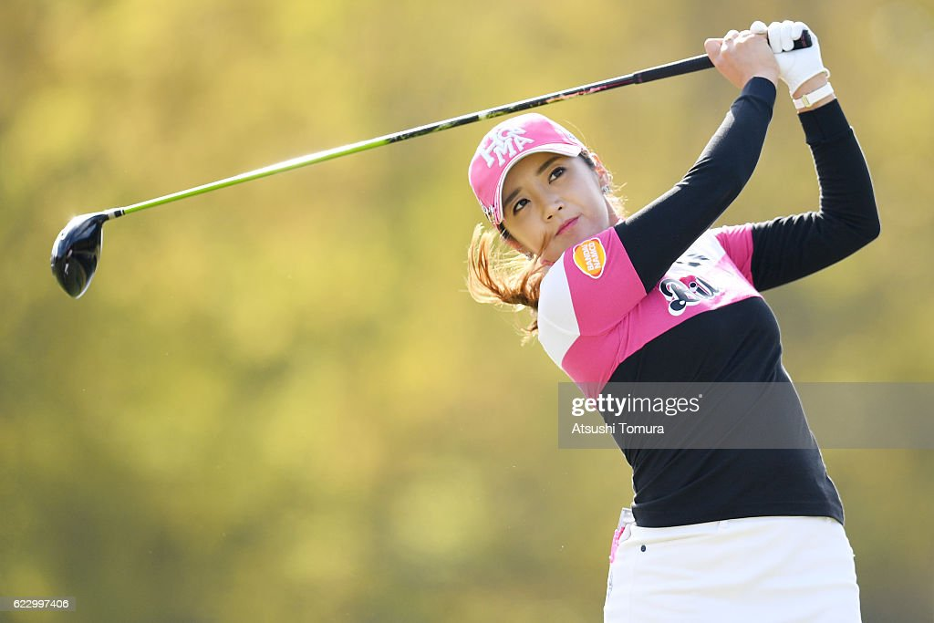 Itoen Ladies Golf Tournament 2016 - Day 3 : News Photo