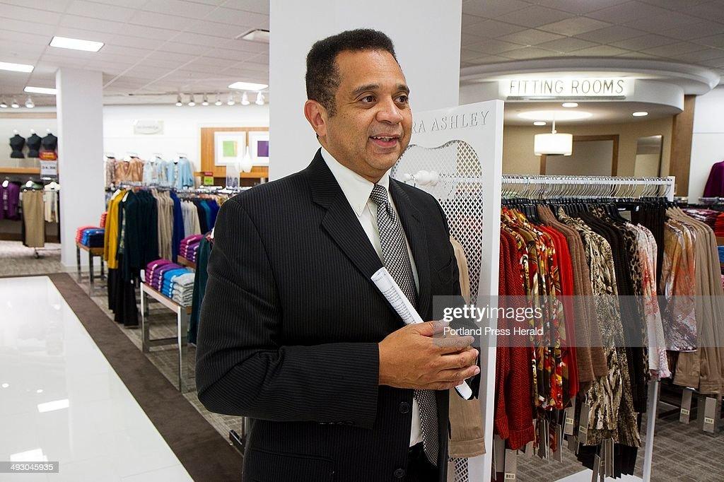 Bon Ton Vice President Regional Store Director Alton Walker Talks