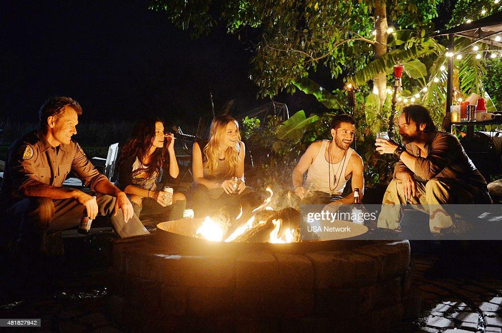 """USA Network's """"Graceland"""" - Season 3"""
