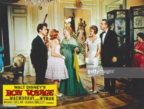 Michael Callan Deborah Walley Jessie Royce Landis Jane Wyman Fred MacMurray 1962