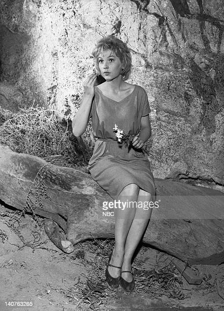 Bonanza Silent Thunder Episode 13 Pictured Stella Stevens as Ann 'Annie' Croft Photo by NBC/NBCU Photo Bank
