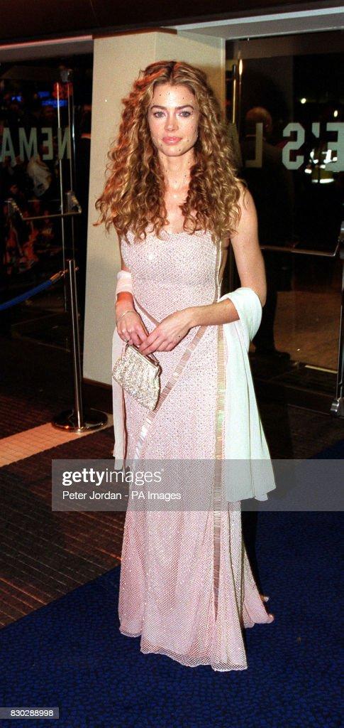 Bond Girl Actress Denise Richards Who Plays Christmas