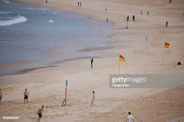 Bondi Beach Activity
