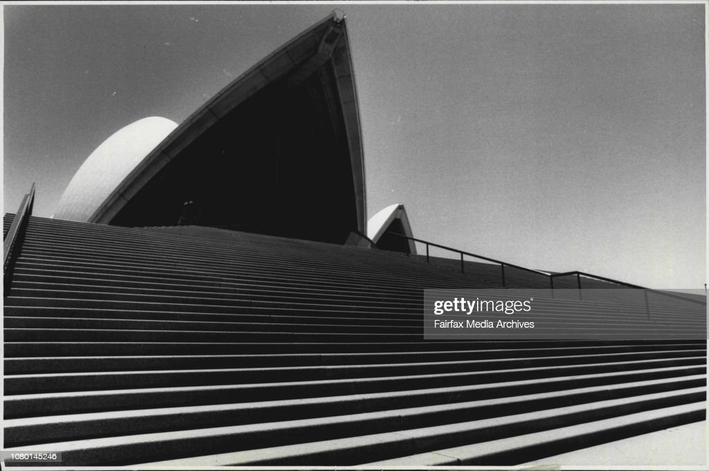 Crowds - The opera house was deserted. The doors were closed. The ...